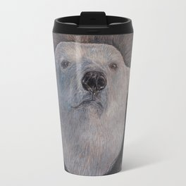 Inuit Polar Bear Travel Mug