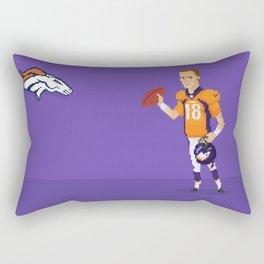 Manning The Great Rectangular Pillow