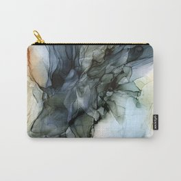 Southwestern Desert Abstract Landscape Inspired Carry-All Pouch