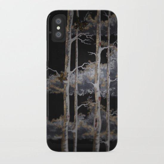 In The Brush iPhone Case