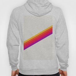 VHS Rainbow 80s Video Tape Hoody