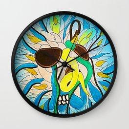 CRÁNEOS 36 Wall Clock