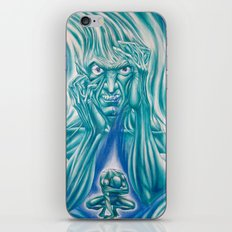 Anger & Disappointmen iPhone & iPod Skin