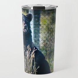 Sitting Bear Travel Mug