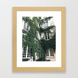 Le Marais, Paris Framed Art Print