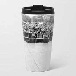 Crowd Shot from Backstage Travel Mug