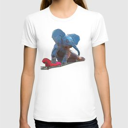 animals in chairs #25 The Elephant T-shirt