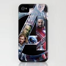 The Avengers 2 Slim Case iPhone (4, 4s)