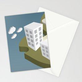 Adrift Alone Stationery Cards