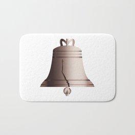 Liberty Bell With Crack Bath Mat