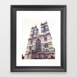 Westminster Abbey Framed Art Print