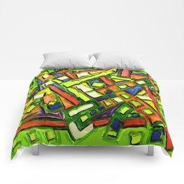 Uptown Oakland Comforters
