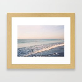 Comfort Zone Framed Art Print