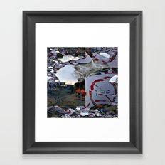 Temperamental terrestrials ideate pamphleteering. [EDIT] Framed Art Print