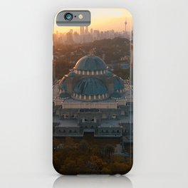 Federal Territory Mosque. iPhone Case