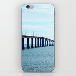 Under the Bridge and Beyond iPhone Skin