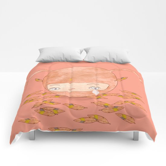 I DON'T MIND IF YOU FORGET ME FOREVER  Comforters