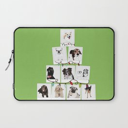 Have a Paw-some Holiday! Laptop Sleeve