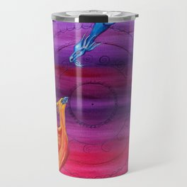 Everlasting Love - Dragon and Phoenix Travel Mug