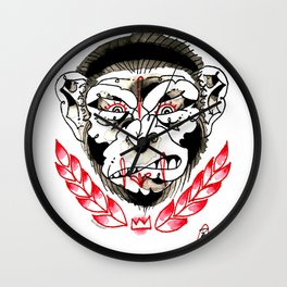 hail Caesar! Wall Clock