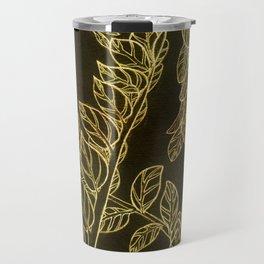 golden school plants Travel Mug