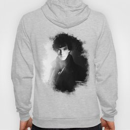AMAZING SHERLOCK - BLACK & WHITE Hoody