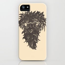 Caveman iPhone Case
