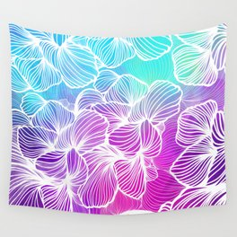 Tropical Cold Front Wall Tapestry