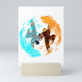 shoryuuken Mini Art Print
