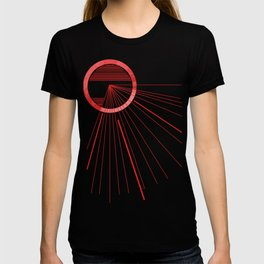 Search for opening! T-shirt