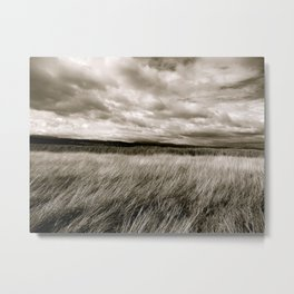 Any time I think of you Metal Print