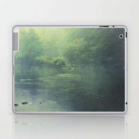 mystic haze Laptop & iPad Skin