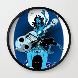 Doghouse Crew Wall Clock