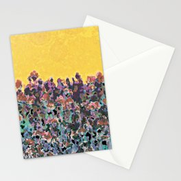 Heather moorland Stationery Cards