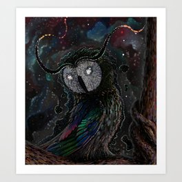 Watcher Art Print