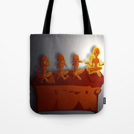 All No Evil Tote Bag