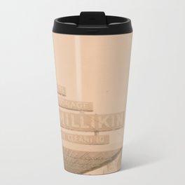 Millikin Metal Travel Mug