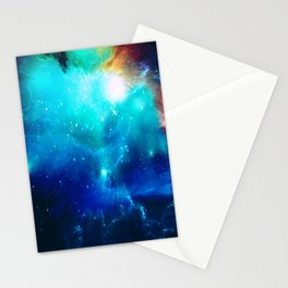 Birth of a Dream Stationery Cards