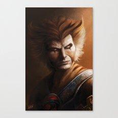 ThunderCats Collection - Tygra Canvas Print