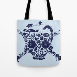 Pirates Stuff Tote Bag