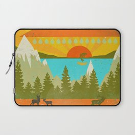NATURE'S RULES Laptop Sleeve