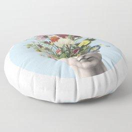 Daisy Floor Pillow