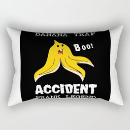 Banana Prank Legend Rectangular Pillow