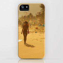 Mui ne beach iPhone Case
