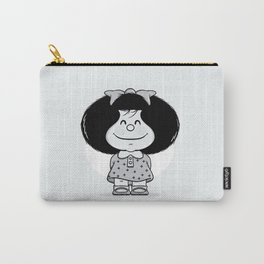Mafalda Carry-All Pouch