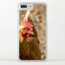 An Eye On You Clear iPhone Case