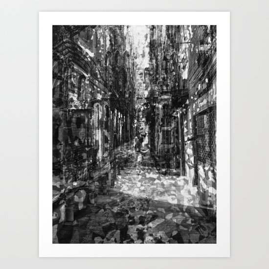enough is too much Art Print