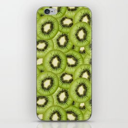 You Hold the Kiwi to My Heart iPhone Skin