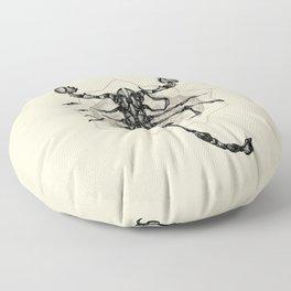 Escorpião Floor Pillow