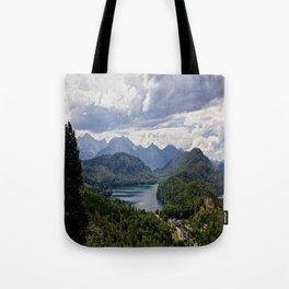 Bavaria, Germany Tote Bag